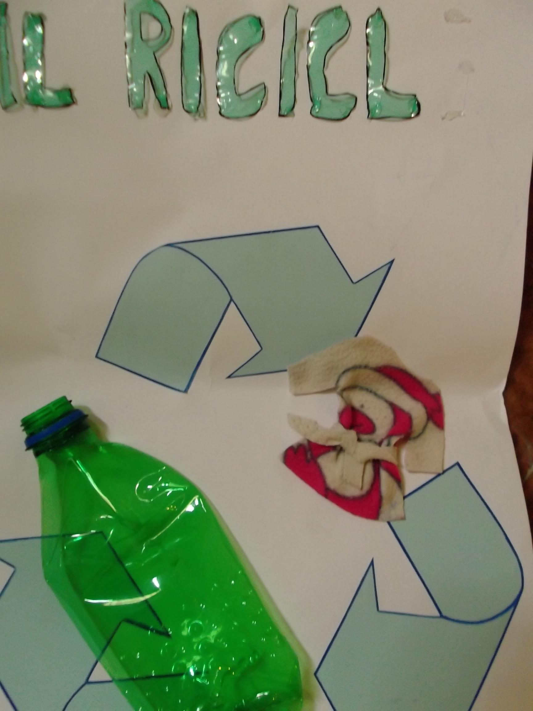 Lorax boom fotogalleria sui lavori riciclati for Cartelloni di natale per la scuola dell infanzia