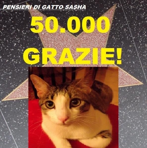 50.000 GRAZIE!