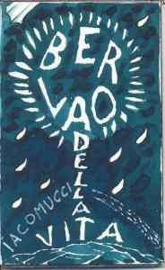 IACOMUCCI - Copertina per un libro d'arte - Esemplare unico