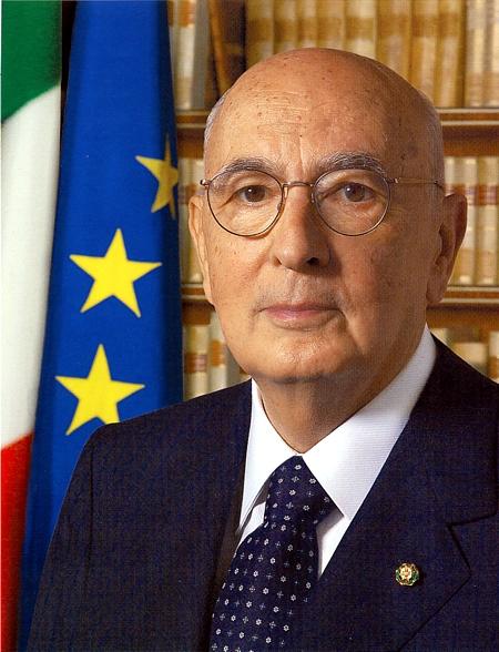 PRESIDENTE G. NAPOLITANO