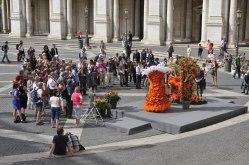 Roma, Festa floreale in onore del nuovo Re d'Olanda (15)