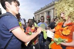 Roma, Festa floreale in onore del nuovo Re d'Olanda (18)