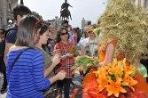 Roma, Festa floreale in onore del nuovo Re d'Olanda (23)