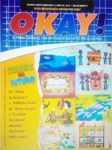 okay! 122 copertina