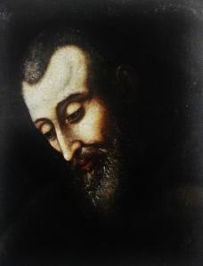 Tommaso da Olera (1563-1631) nel ritratto eseguito dal pittore Martin Polak o Martino Polacco.