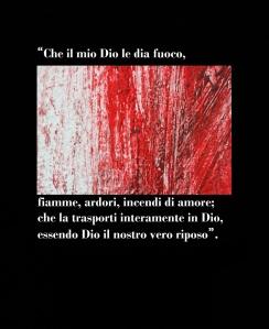 """Contemplazioni e Lacer/azioni, Gli scritti di Tommaso da Olera (o da Bergamo), i """"visuals"""" di Roberto Alborghetti, 2013"""