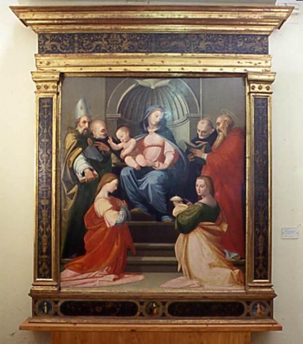 San Gimignano Museo Arte sacra