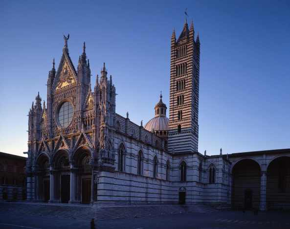 SIENA CATHEDRAL  (1)