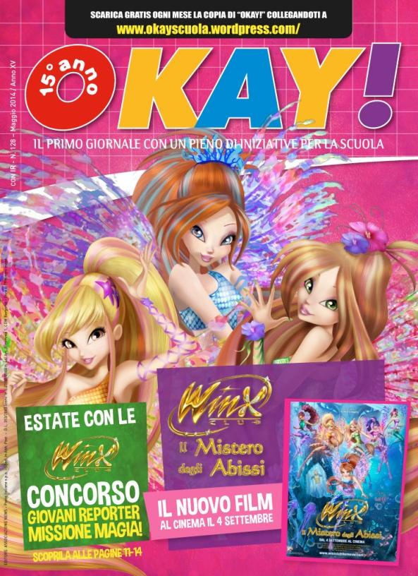 OKAY! 128-copertina
