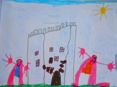 Scuola Infanzia S.Famiglia Seriate sez. Gialla (9)