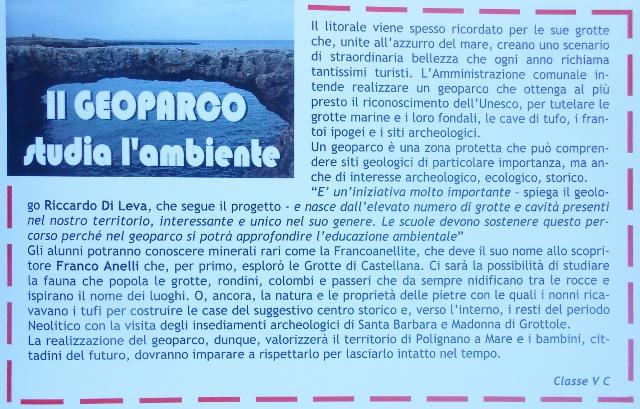 Scuola Rodari, Polignano BA (1)
