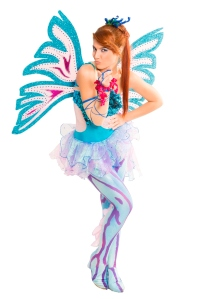 Loc Winx Club Musical Show - Bloom