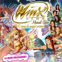 """ARRIVA ANCHE A BERGAMO (11 GENNAIO) """"WINX CLUB MUSICAL SHOW: 10 ANNI DI MAGICI SUCCESSI"""""""
