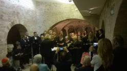 Assisi Museo S. Rufino - Presentazione Francesco 26 6 2015 (11)