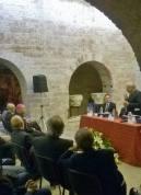 Assisi Museo S. Rufino - Presentazione Francesco 26 6 2015 (13)