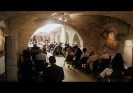 Assisi Museo S. Rufino - Presentazione Francesco 26 6 2015 (16)