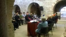 Assisi Museo S. Rufino - Presentazione Francesco 26 6 2015 (5)