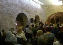 Assisi Museo S. Rufino - Presentazione Francesco 26 6 2015 (8)
