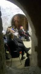 Assisi Museo S. Rufino - Presentazione Francesco 26 6 2015 (9)