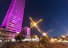 Cesenatico Grattacielo rosa