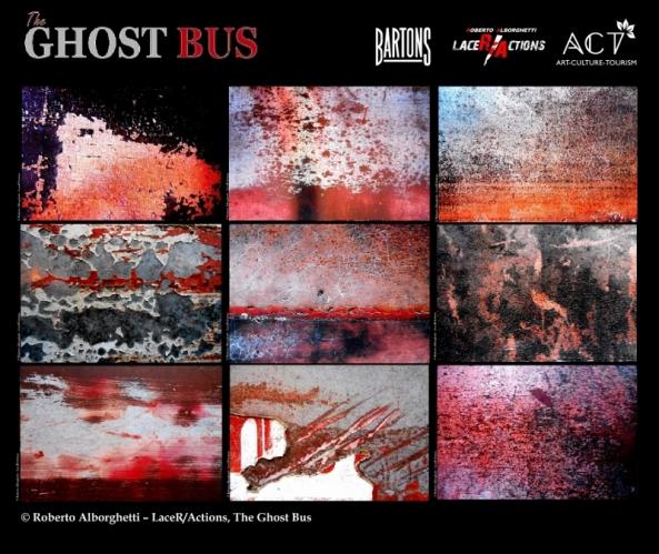 The Ghost Bus : Nove immagini tratte dal lungometraggio di Roberto Alborghetti