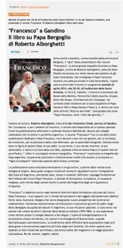 BergamoNews aprile 2014
