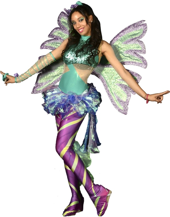 Winx Club Musical Show - Aisha