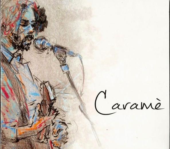 CARAME' : LA COPERTINA DEL CD