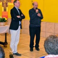 """ALBATE (COMO): FOTOGALLERIA DI UNA SERATA ATTORNO AL LIBRO """"NESSUNO RESTI INDIETRO"""""""