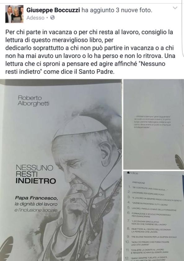Giuseppe Boccuzzi Tweet