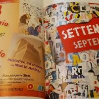 PENNE SCONOSCIUTE 2017: ECCO LE TESTATE PREMIATE. GRAN FESTA SULL'AMIATA DAL 20 AL 23 OTTOBRE