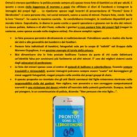 #LIBROFONINO / SCHEDE : SE POSTI UNA FOTO DI TUO FIGLIO MINORENNE DEVI SAPERE CHE...