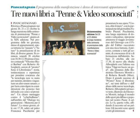Corriere di Siena 11-10