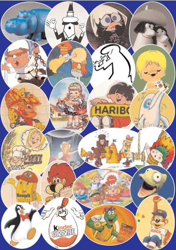Pupazzetti e cartoons okay