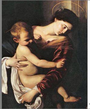 Caravaggio, La Madonna dei Pellegrini
