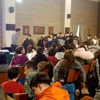 """#LIBROFONINO A ISOLA DEL LIRI (FR): """"MA QUANTO TEMPO STIAMO SUL CELLULARE!"""""""