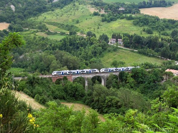 ph Antonio Martinetti - treno di Dante1