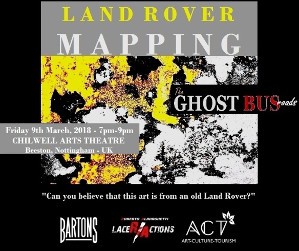 LAND ROVER MAPPING flyer PREMIERE - Copia