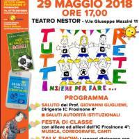 FROSINONE IN ...RETE: CONTO ALLA ROVESCIA PER L'EVENTO DEL 29 MAGGIO '18