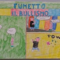 FUMETTI ANTI-BULLISMO: MESSAGGI E PROPOSTE DALL'IC VEROLI 2 DI GIGLIO  (FR)