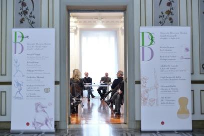 Biennale Disegno 2018 1 Davide Benati e Massimo Pulini