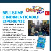 #LIBROFONINO AD ANDRIA: NICOLÒ GIORGINO RACCONTA... L' INTERVISTA ALL'AUTORE