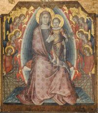 Gubbio 11. Mello, Pala di Agnano, Gubbio, Museo Diocesano