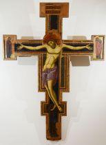 Gubbio 2. Guido di Pietro, Crocifisso, Camerino, Museo