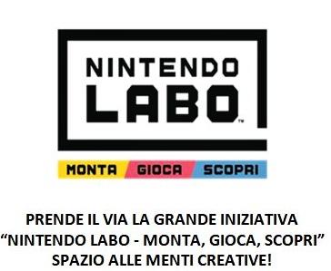 Nintendo labo titolo