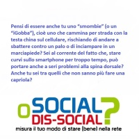 """SOCIAL O DIS-SOCIAL? I RISCHI DI ESSERE """"SMOMBIE"""" O """"iGOBBA""""..."""