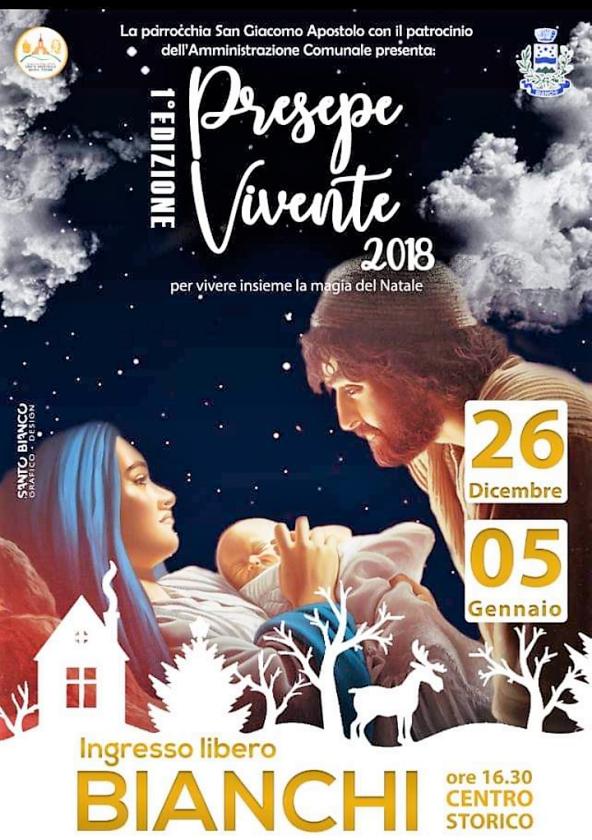 Presepe Vivente Bianchi