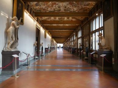 Uffizi Terzo Corridoio Uffizi