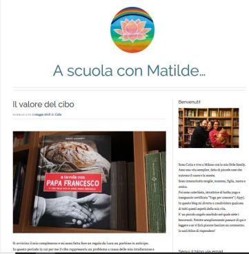 A scuola con Matilde Blog