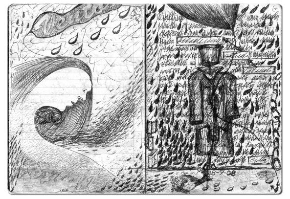 r- disegno per libro Mano Ribelle